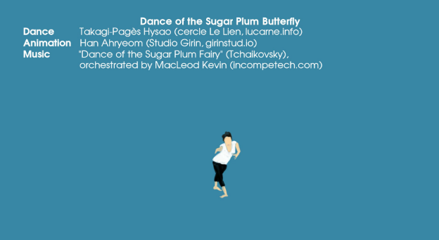 Dance of the Sugar Plum Butterfly