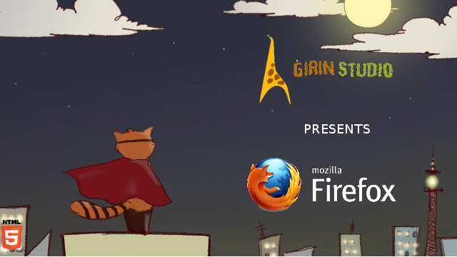 Studio Girin presents Mozilla Firefox