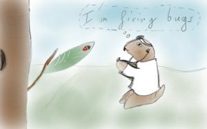Doctor Marmot fixes Bugs.