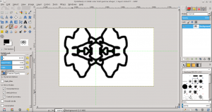 Testing GIMP Symmetry Mode (early implementation test)