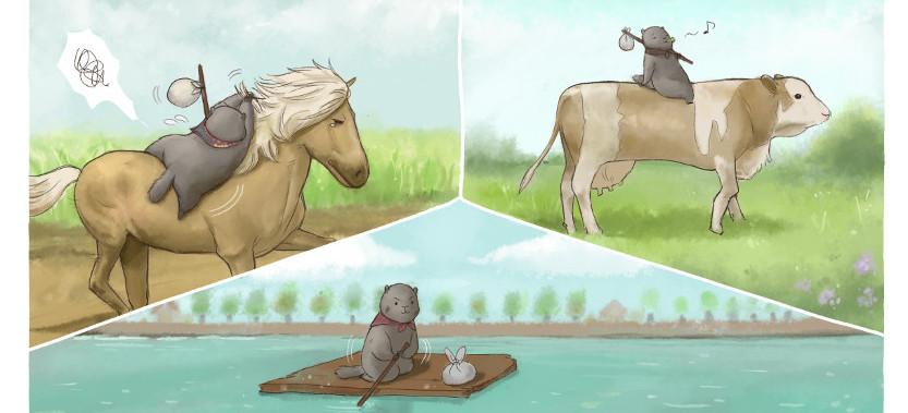 Marmot travels