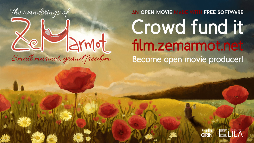 Marmot Crowdfunding
