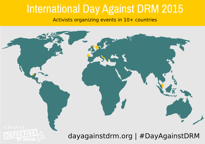 International Day Against DRM 2015